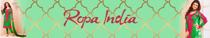 Ropa India mujer
