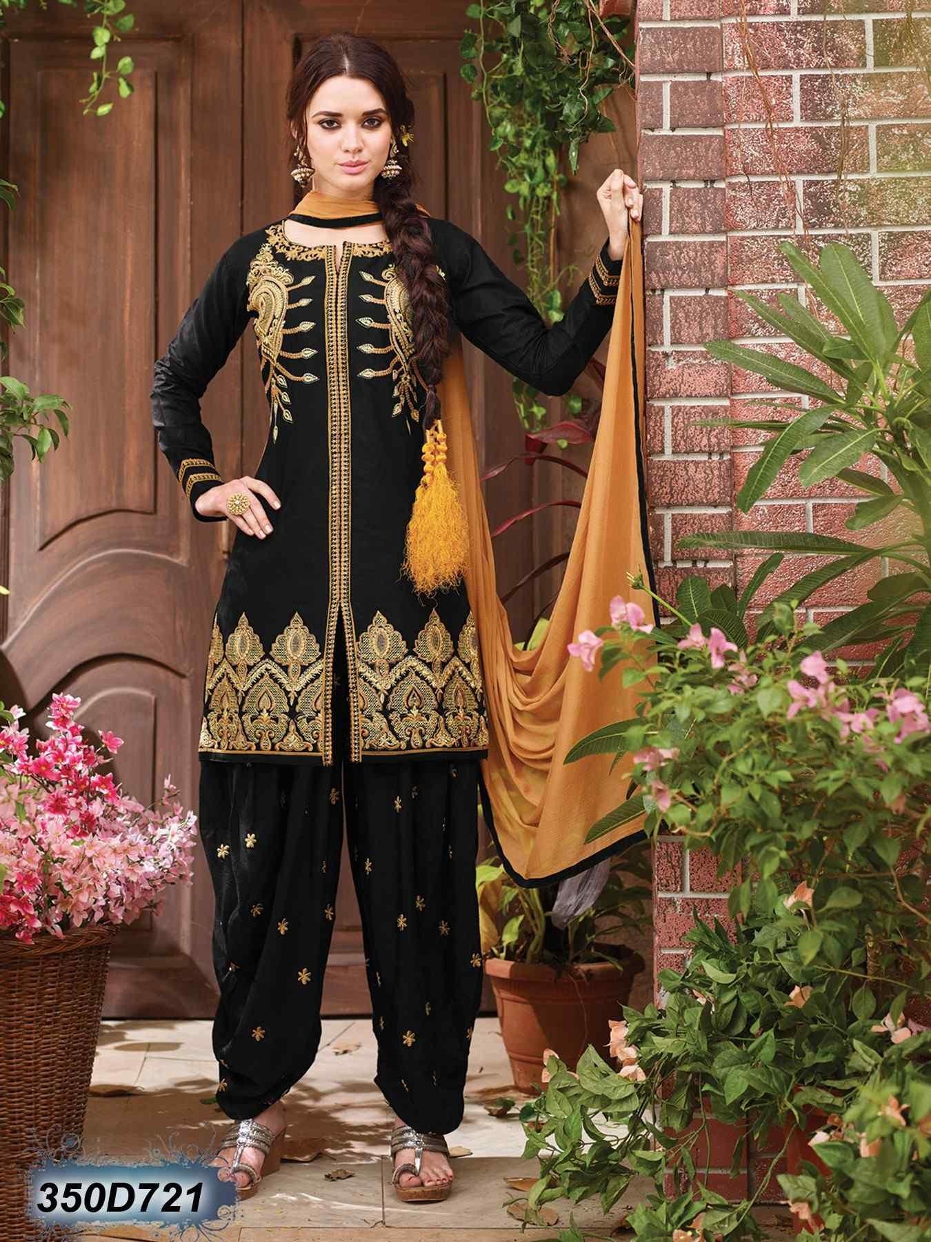 traje indio salwar kameez
