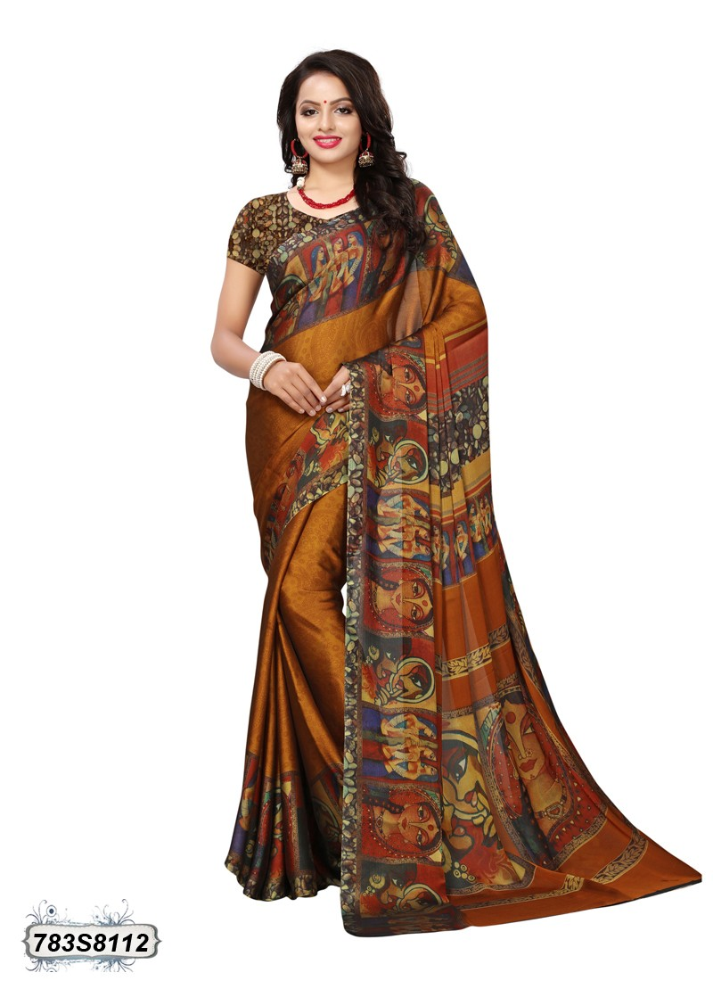 saree étnico racial