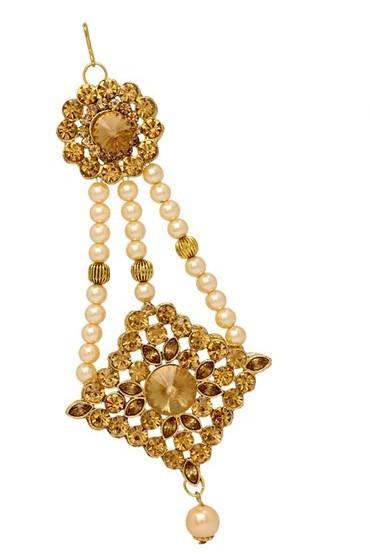 tikka dorada piedras y perlas
