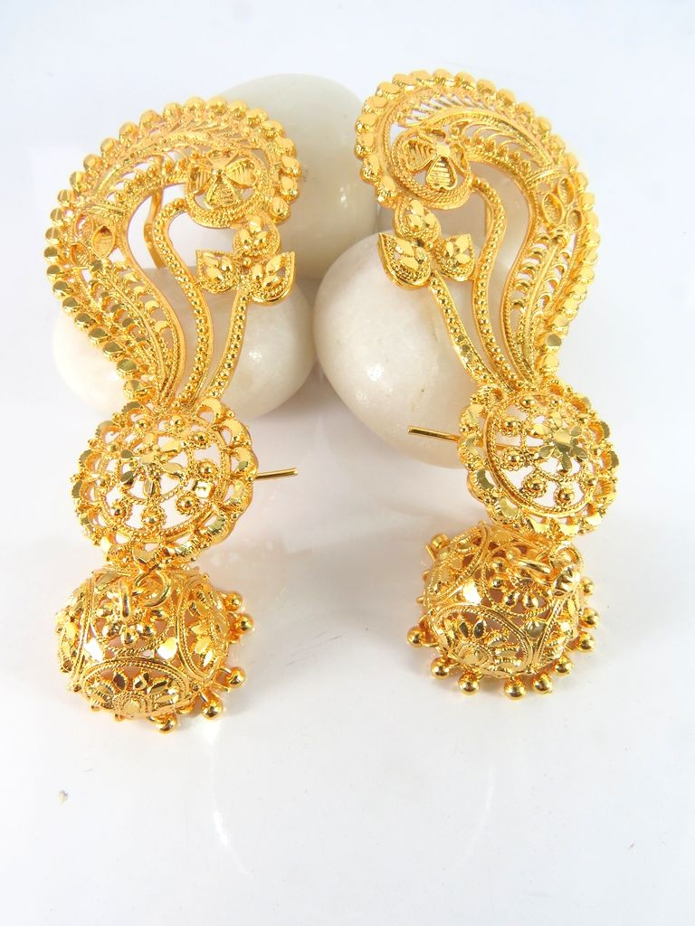 Pendientes india cubre oreja ear cuff