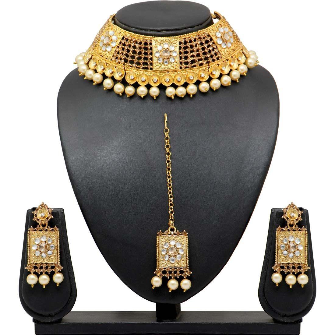 Conjunto joyas Indias