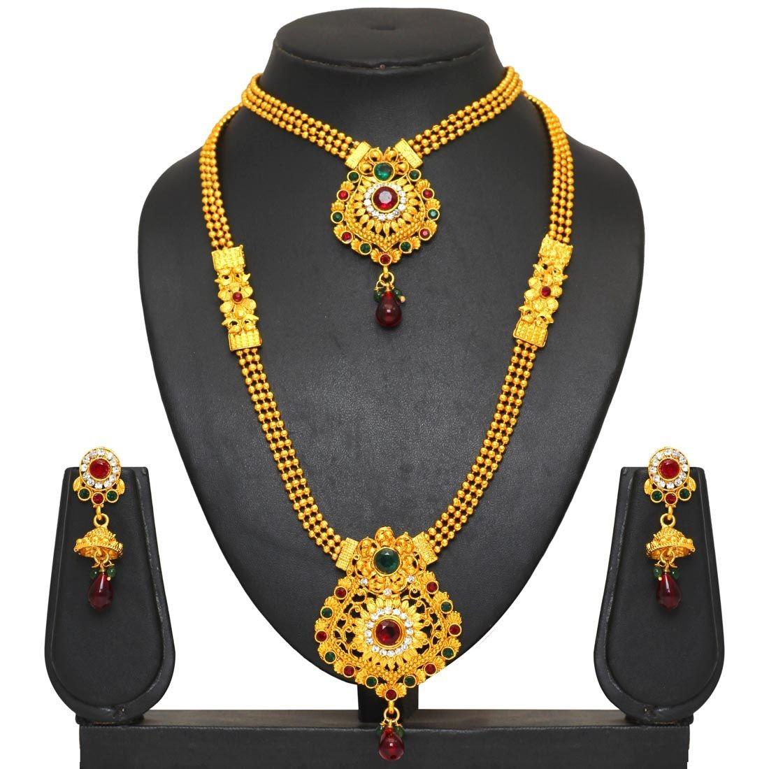Conjunto dos collares hindues