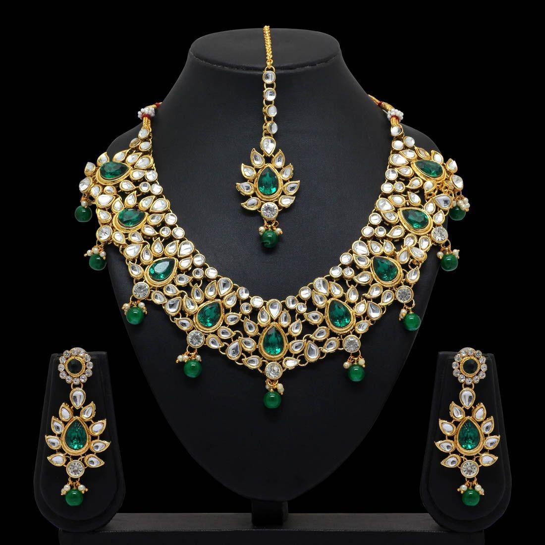 Conjunto verde esmeralda
