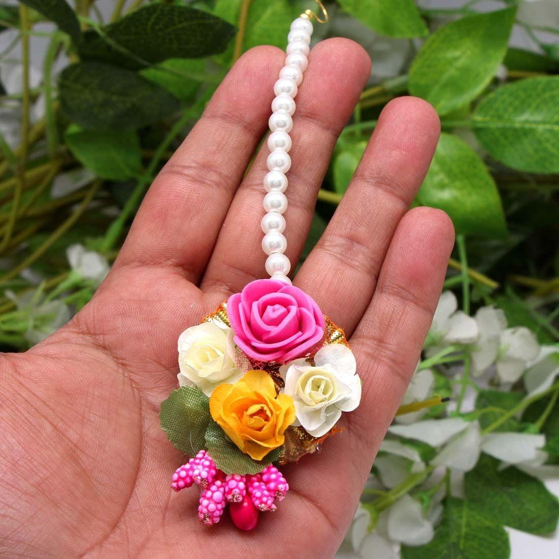 Tikka artesanal de flores