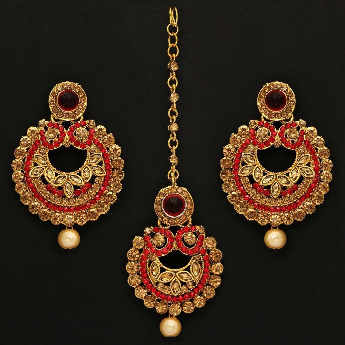 Conjunto joyas fiesta india