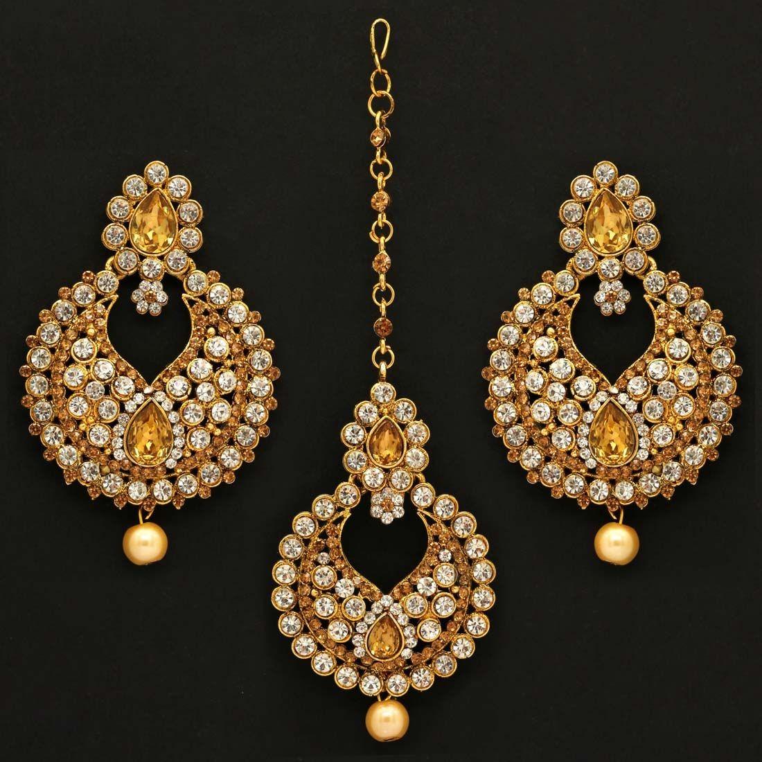Conjunto joyas indias Katrina