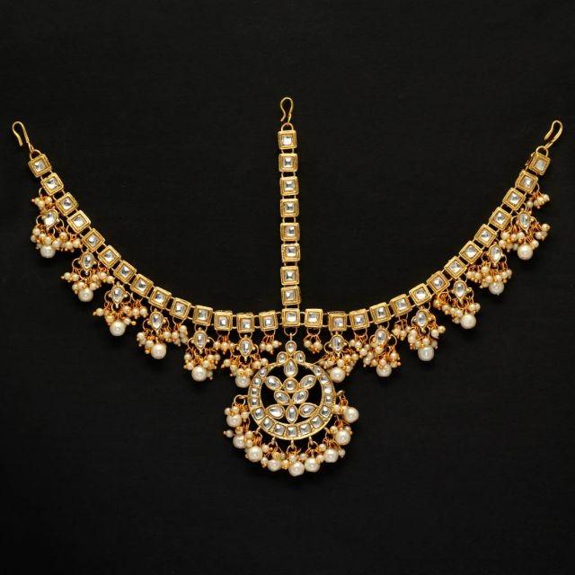 tiara novia hindú