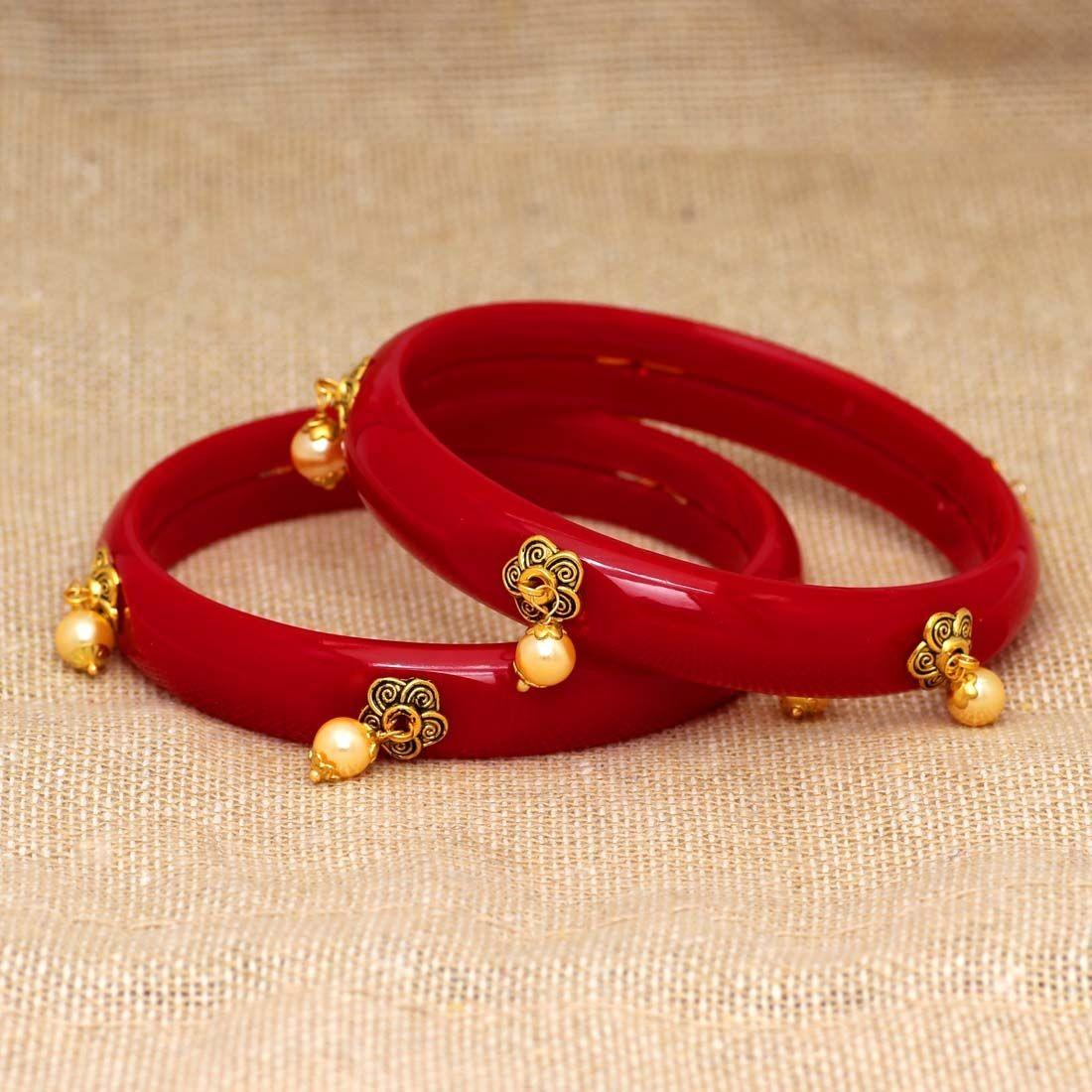 Pulseras rojas indias
