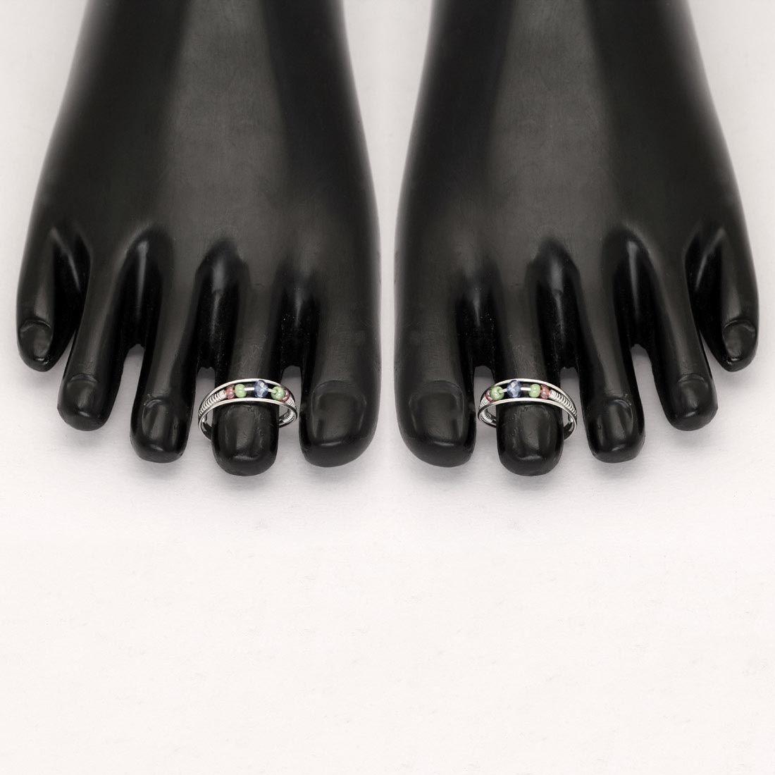 Anillos dedos pie