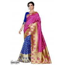 Saree belleza hindú
