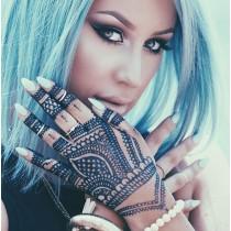 henna negra natural