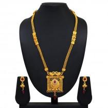 Collar india piedras 3 colores