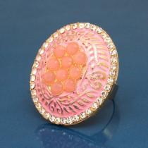 Anillo princesa hindu rosa