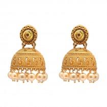 Pendientes de campana hindú