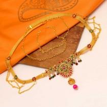 Cinturon baile hindu