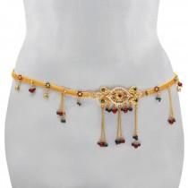 cinturón para sari