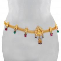 cinturón de bharatanatyam