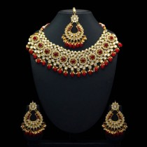 Conjunto joyería hindue