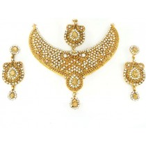 943a0d5ff44c Conjuntos de collar pendientes y tikka en Divanidil tu joyeria India ...