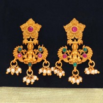 Pendientes Flor Diosa hindu