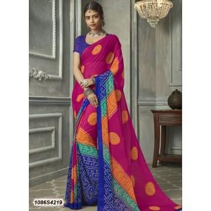 Sari ethnic style