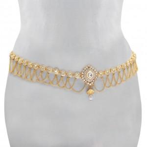 Cinturon India cadenas